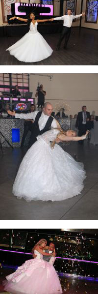 ''דאנס קונטיננטל'' - ריקוד חתונה
