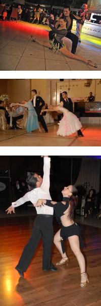דאנס קונטיננטל - רקדנים מקצועיים לאירועים